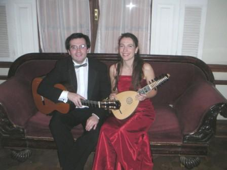 With Carloz Perez in Chile - 2005